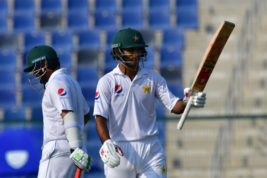 Fakhar Zaman had a promising Test debut with the bat.