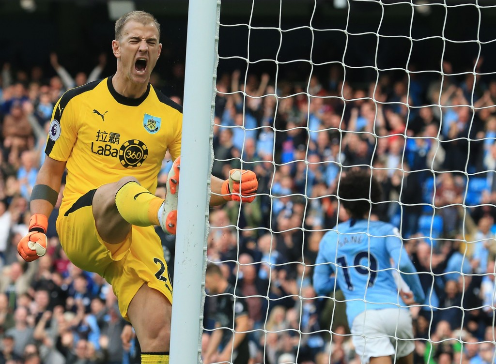 A return to forget at the Etihad for Joe Hart.