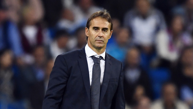 A loss to Levante hastened the end for Julen Lopetegui at Real Madrid.