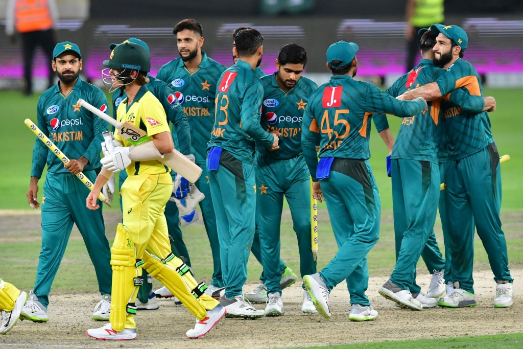 Pakistan are in unstoppable form at the moment.