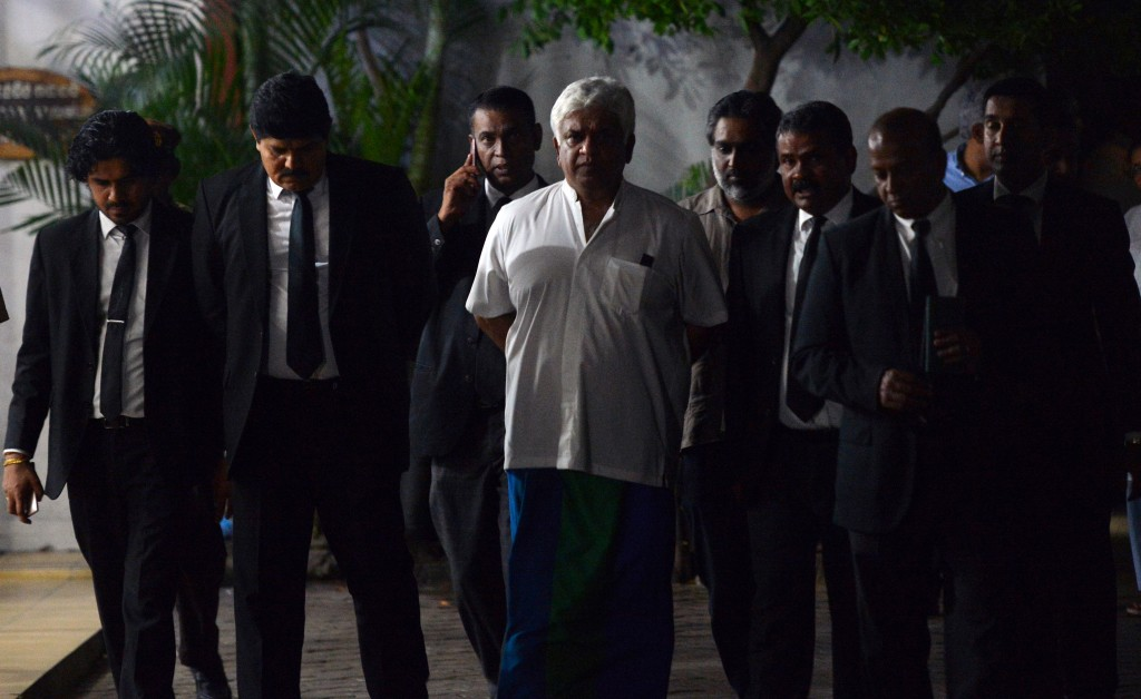 Ranatunga had been serving as the country's Petroleum Minister.