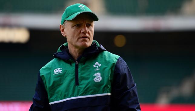 Ireland Captains Run
