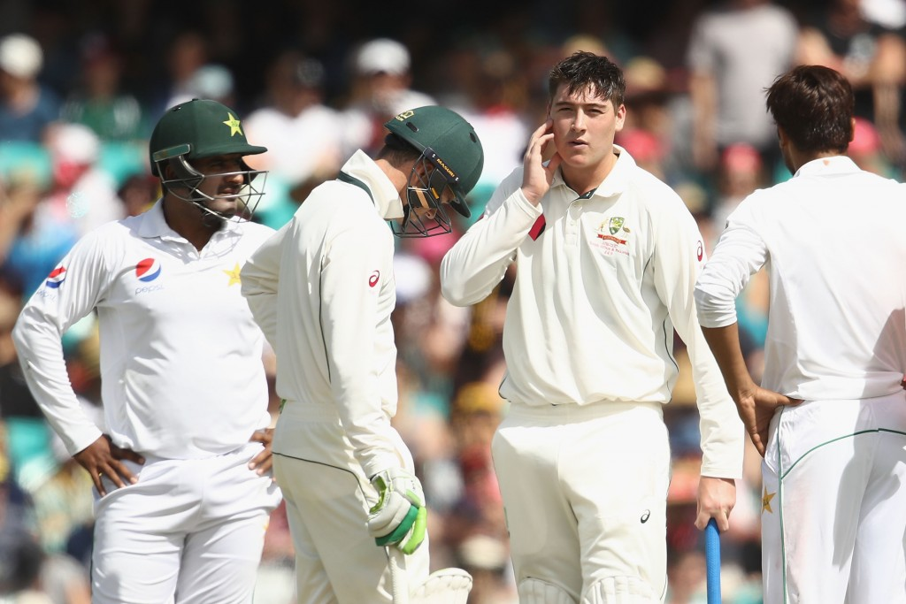 Renshaw has a history with concussions.