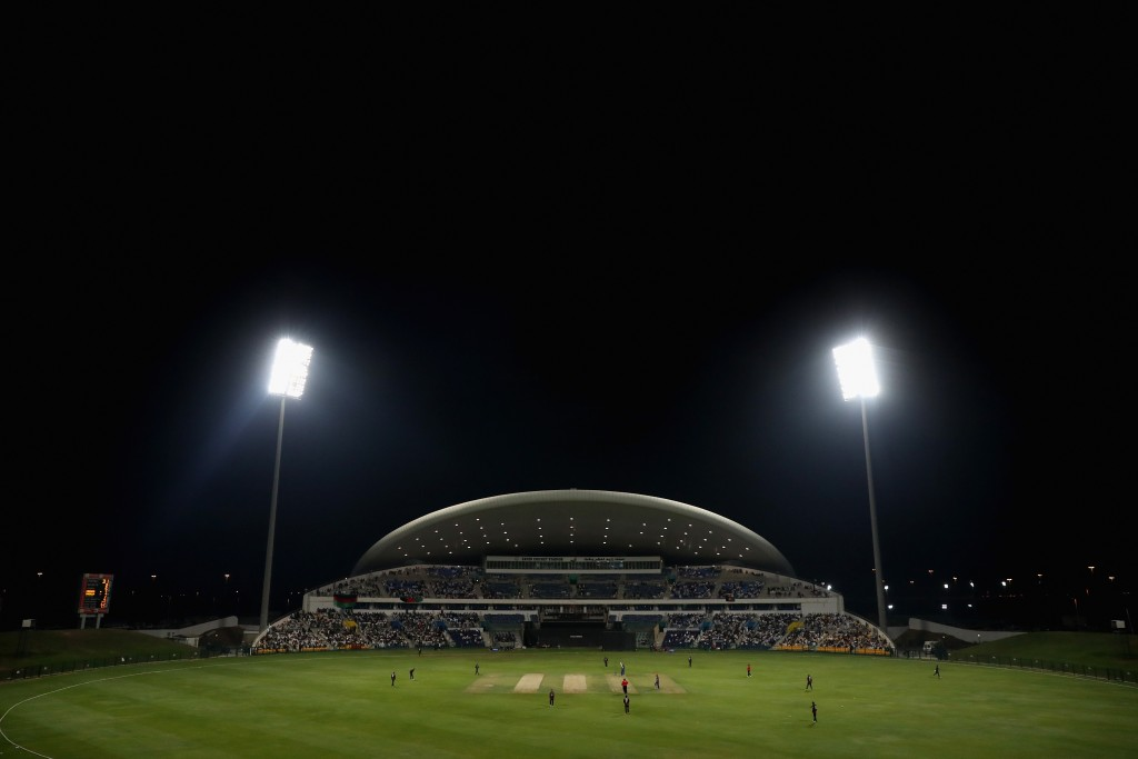 UAE hosted some matches of the IPL in 2009.