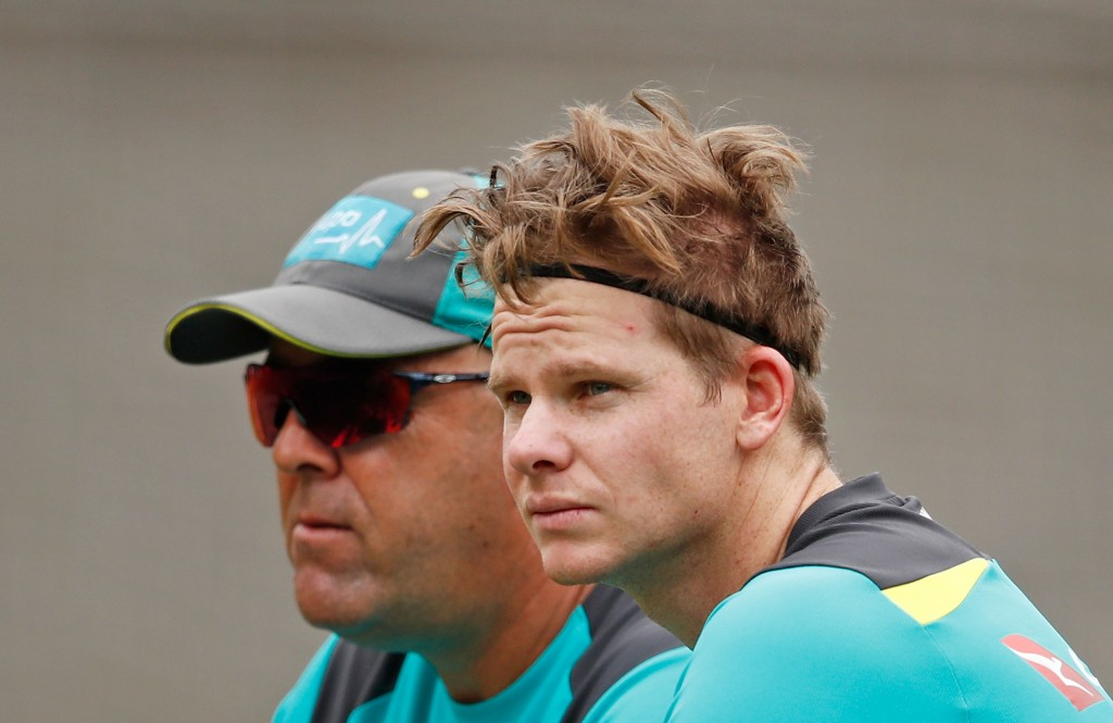 Lehmann has been in regular touch with Smith and Warner.