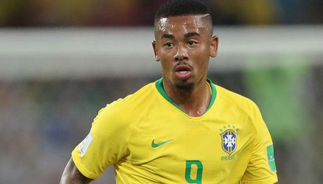 32b17eb2dd4 Gabriel Jesus and Alex Sandro scored late on in each half as Brazil won 2-0  against Saudi Arabia in a friendly international.