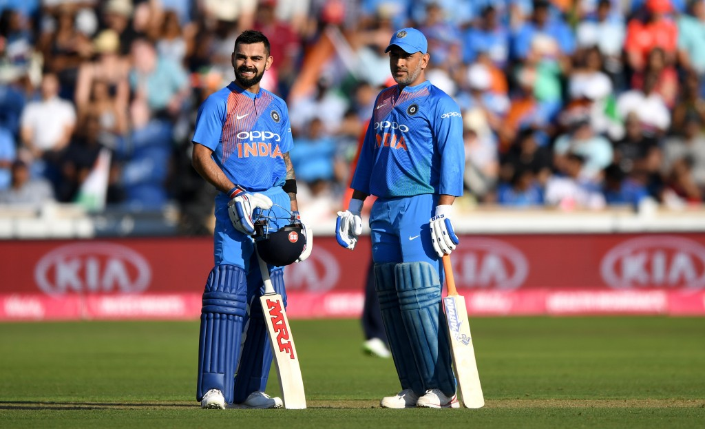 Dhoni has not scored a single ODI fifty in 2018.