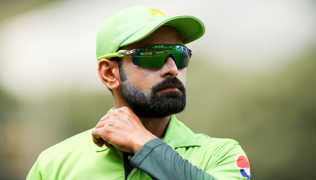 Mohammad Hafeez has been added to the 17-man Test squad.
