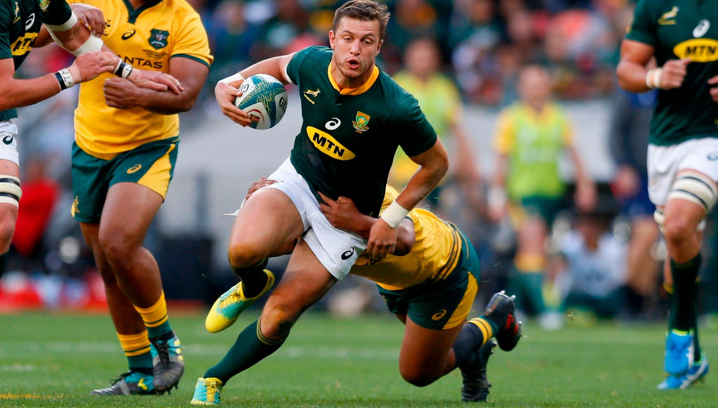 The Rugby Team NewsChampionship By Round Of Headlined Handre JlF1TKc3