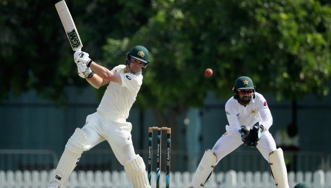 Travis Head will make his Test debut at Dubai.