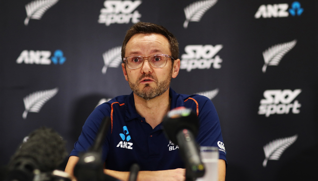 The former Blackcaps coach has taken over at Kings XI Punjab.