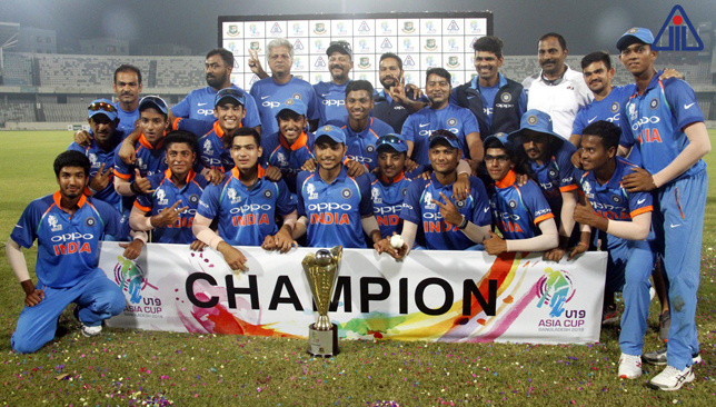 We are the champions: India