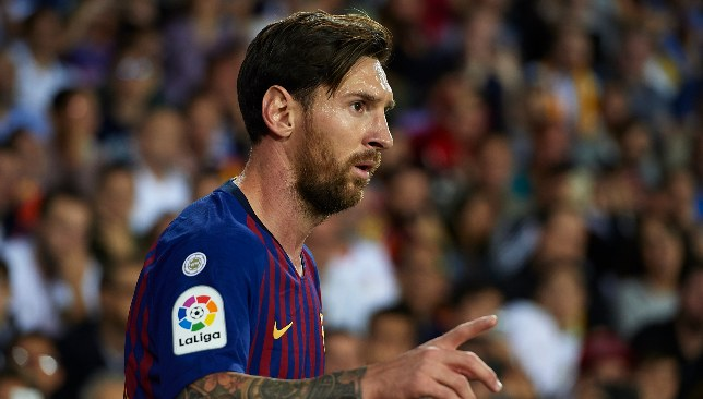 Wizard: Lionel Messi.