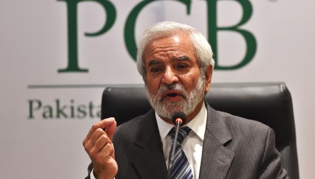 PCB chairman Ehsan Mani.