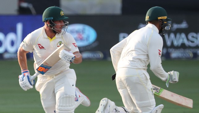 Can Australia get close to Pakistan's first innings score?