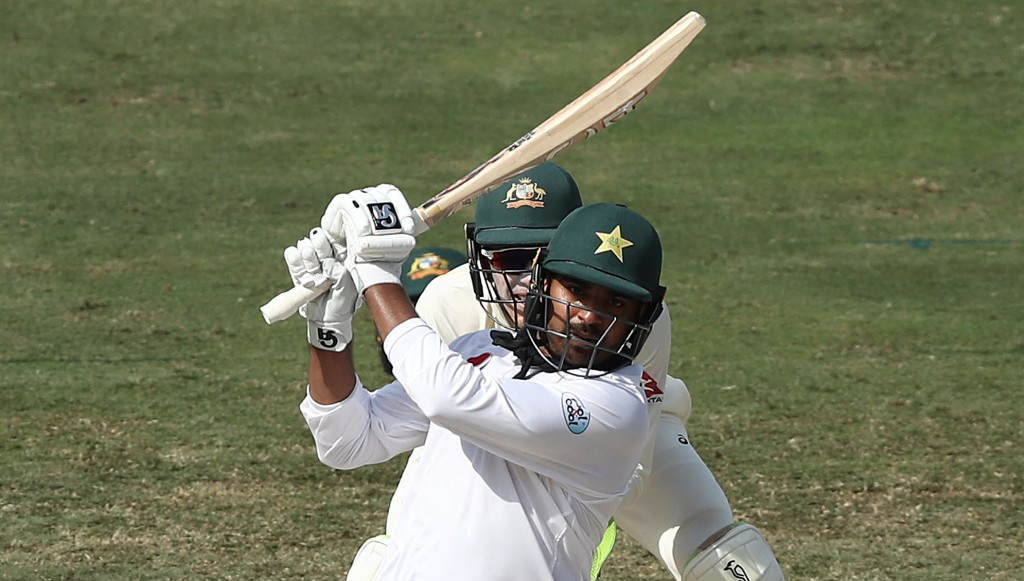 Pakistan centurion Haris Sohail