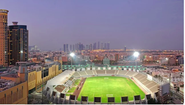 Al Wahda's Al Nahyan Stadium will host the event [Photo: Al Wahda]