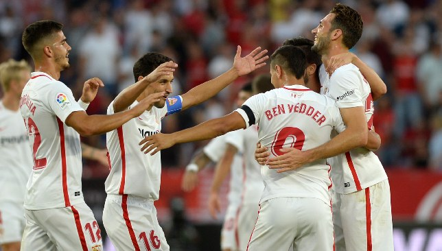Sevilla have made a superb start to the campaign.