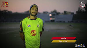 The new Rawalpindi Express - Haris Rauf