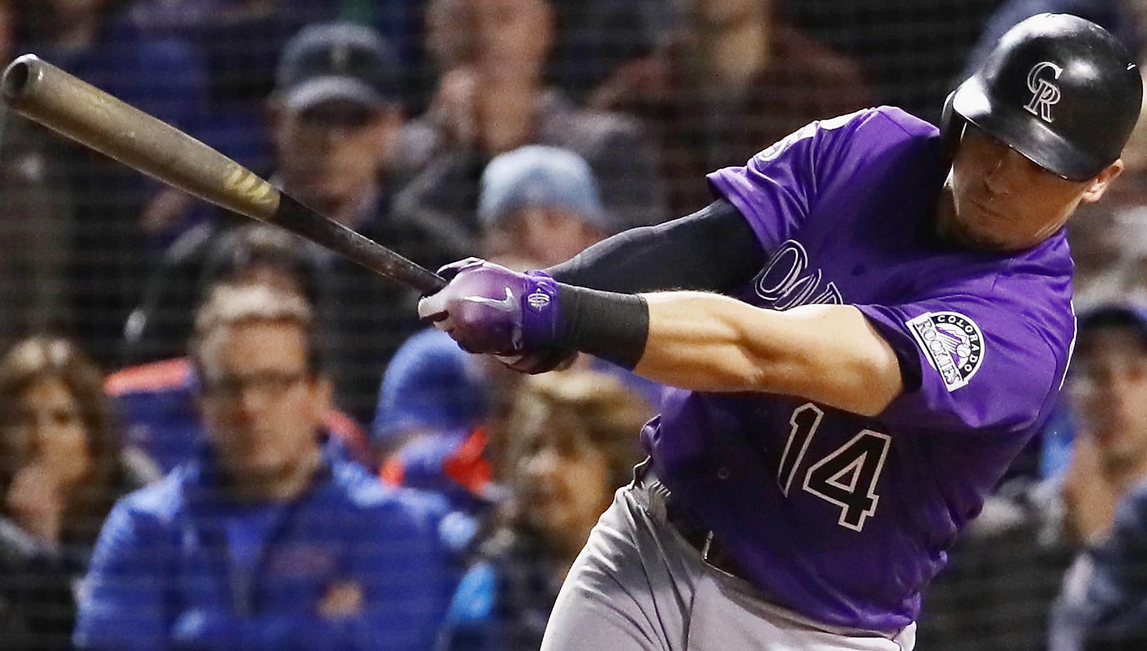 Mlb Baseball News Colorado Rockies Outlast Chicago Cubs In Longest
