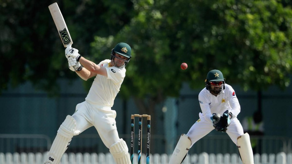 Travis Head scored a quick fire 90 not out against Pakistan A