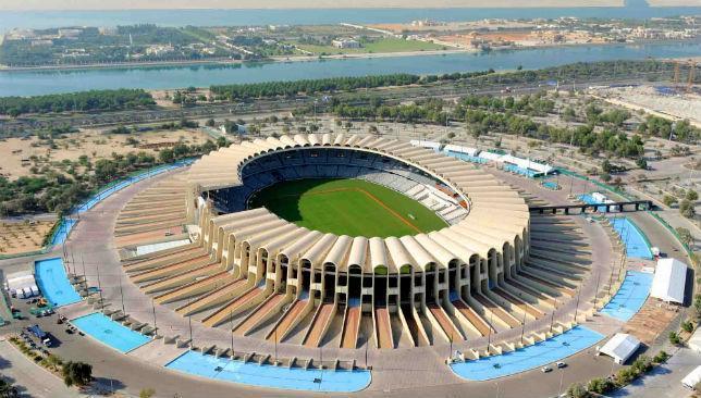 National stadium: UAE play home games at Zayed Sports City stadium