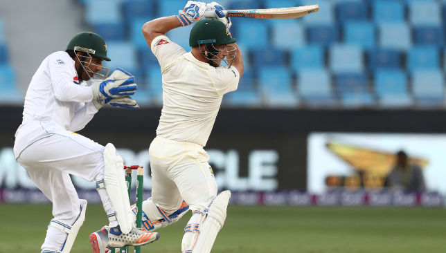 Finch and Labuschagne remained unbeaten on day two.