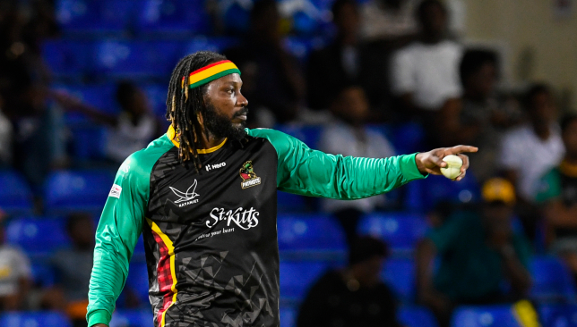 Gayle is turning out for Balkh Legends in the APL.