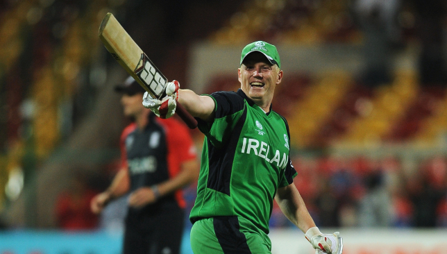 Kevin O'Brien will turn out for Kandahar Knights.