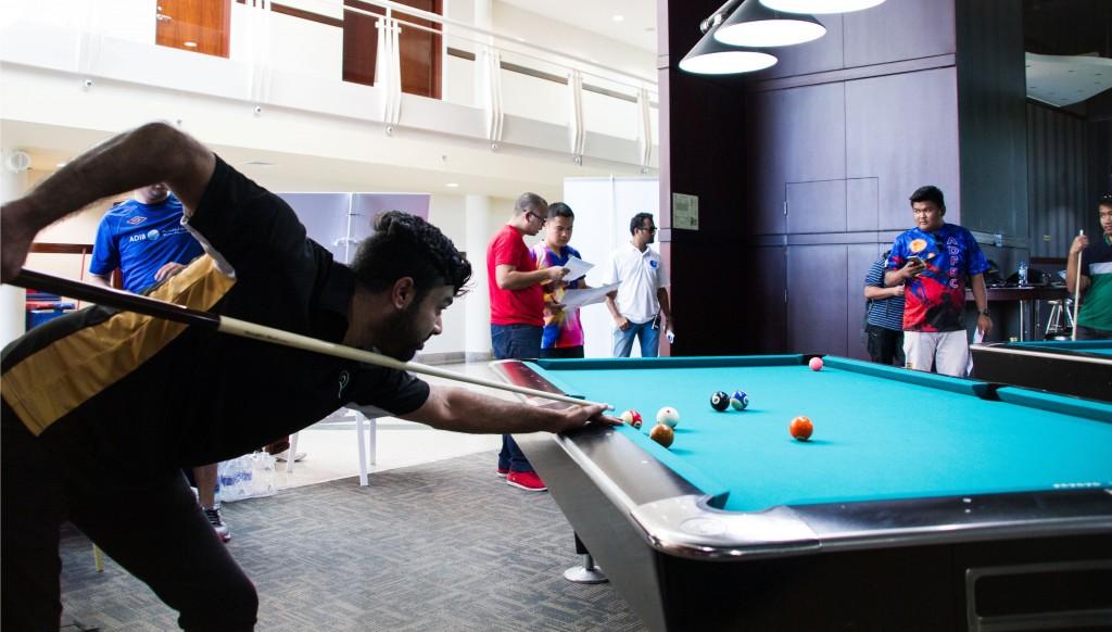Spiel auf: Die UAE Corporate Games kehrt dieses Jahr zurück