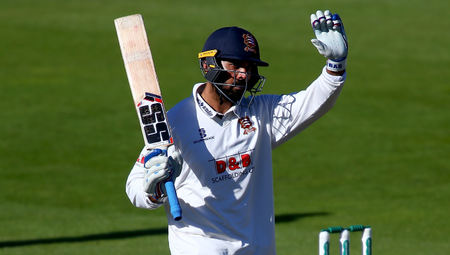 Vijay has just returned from a successful stint with Essex.