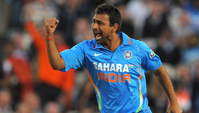 End of the road for India's Praveen Kumar.