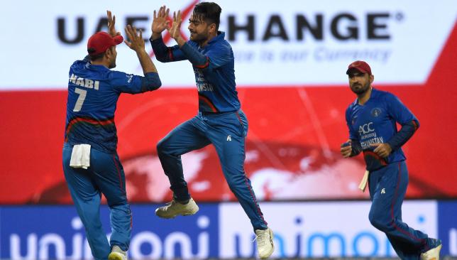 Rashid Khan (c) will turn out for Durban Heat in the inaugural league.