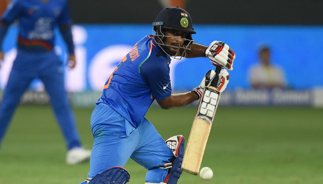 Ambati Rayudu was good during the Asia Cup.