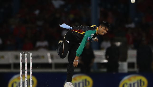 Sandeep Lamichhane's star continues to rise.
