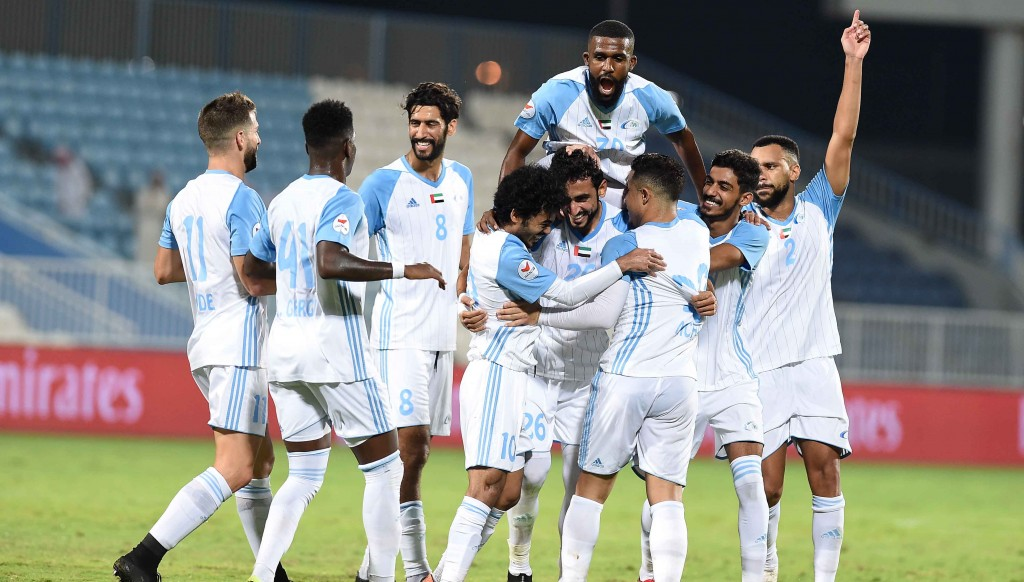 Bani Yas got just their second win of the season, but have lost just twice.