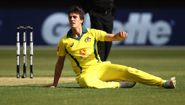 Nothing going Australia's way at Perth.