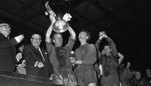 Champions in 1968