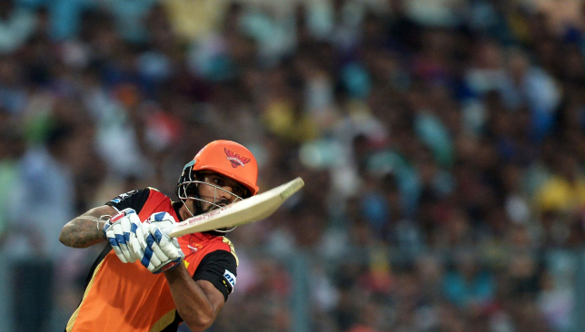 Shikhar Dhawan has bid goodbye to Sunrisers Hyderabad.