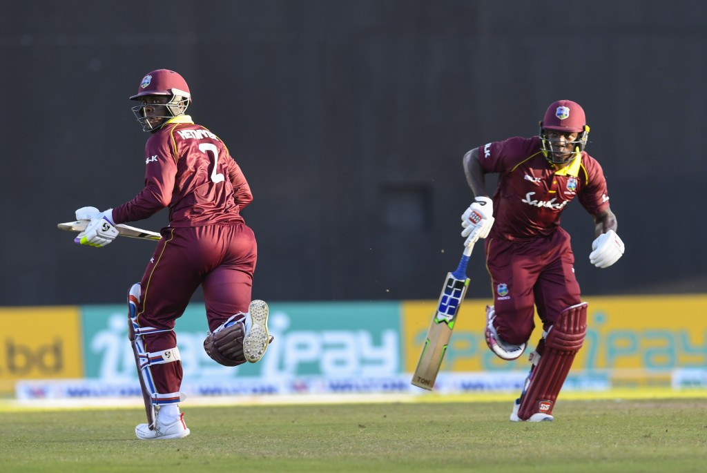 A chance for Windies to salvage some pride.