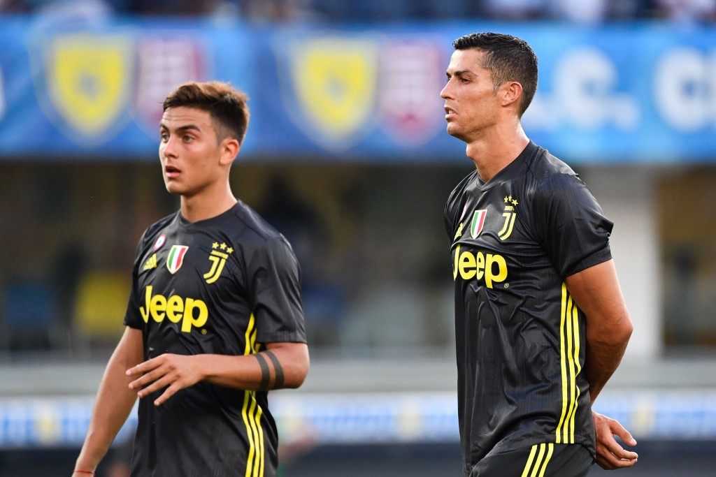 Paulo Dybala and Cristiano Ronaldo have impressed together at Juventus