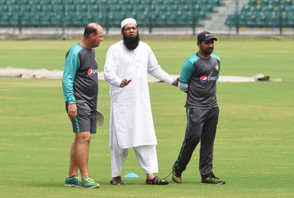 Arthur (r) has held discussions with the PCB on the matter.