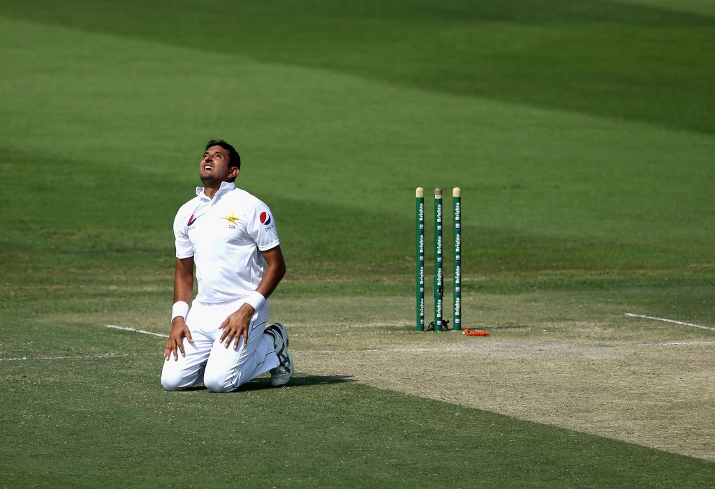 Its Mohammad Abbas time once again.