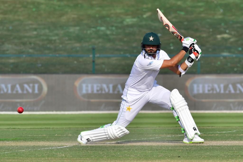 Back in the limelight: Azhar Ali.