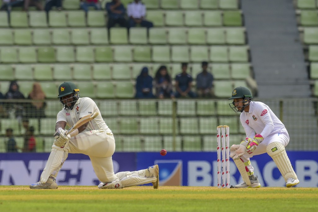 Mushfiqur is in no mood to give up his keeping gloves any time soon.