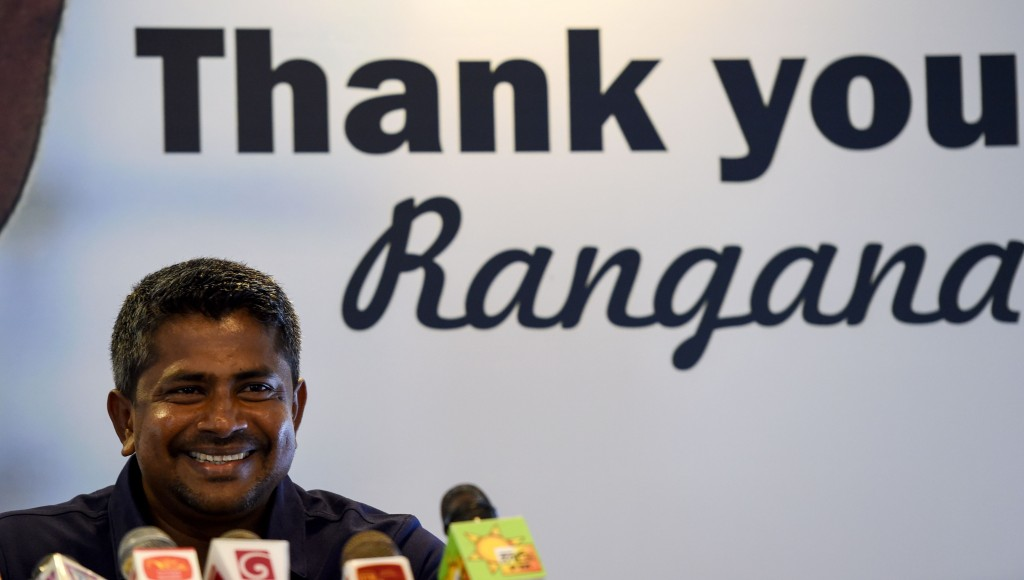Herath is ready for one final party.