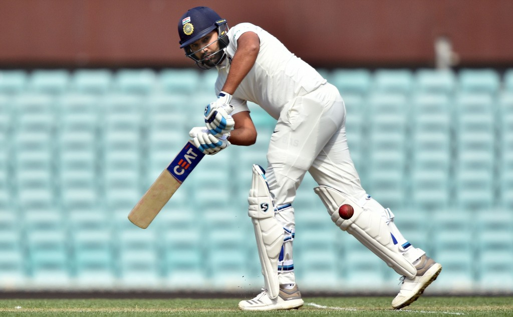 Rohit Sharma could be a left-field option for India.