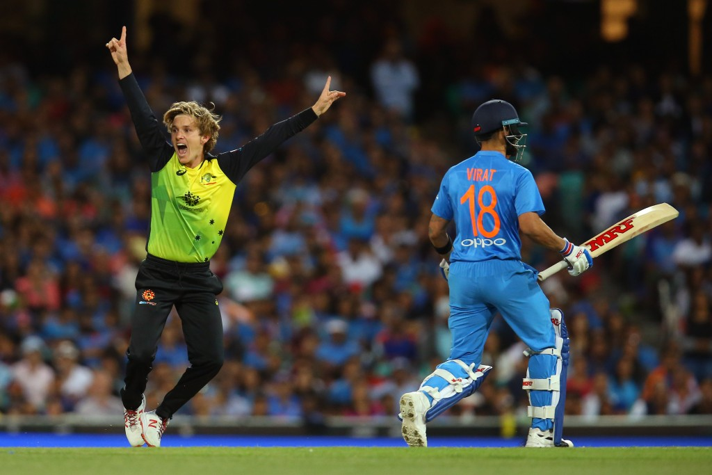 Zampa was consistent throughout the series.