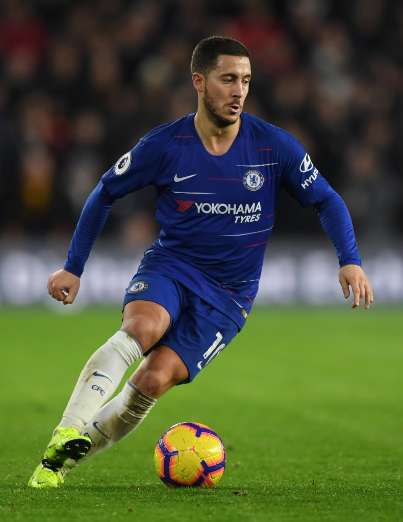 Sarri still hopes to convince Hazard to remain at Stamford Bridge.