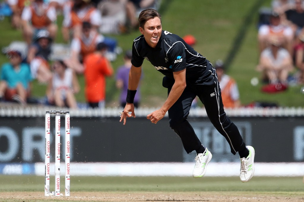Boult will bring the heat to the UAE in the ODIs.